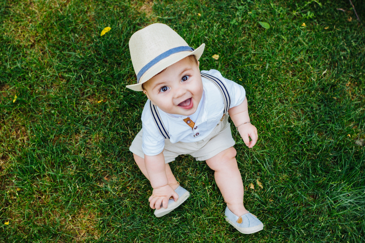 25 charmed baby names for boys that mean 'luck' and 'good fortune'