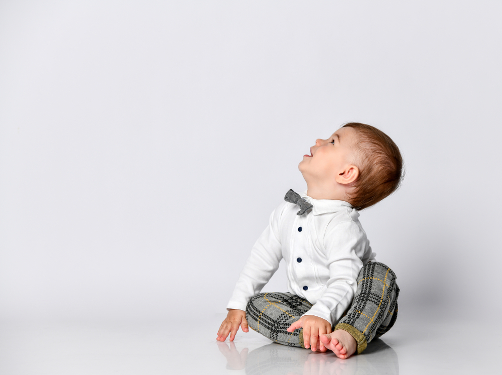 25 tasteful baby names for boys inspired by famous fashion icons