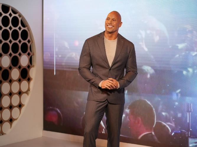 Dwayne Johnson On Living With All Women: Estrogen!