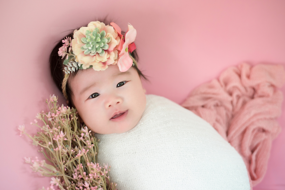 25 Purposeful Rainbow Baby Names for Girls That Inspire