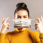My Husband's Behavior During the Pandemic Really Bothers and Worries Me: Advice?