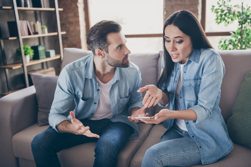 my jealous husband constantly accuses me of cheating: advice?