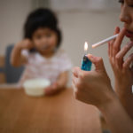 Can I Smoke Cigarettes Even Though My 3-Year-Old Still Breastfeeds?