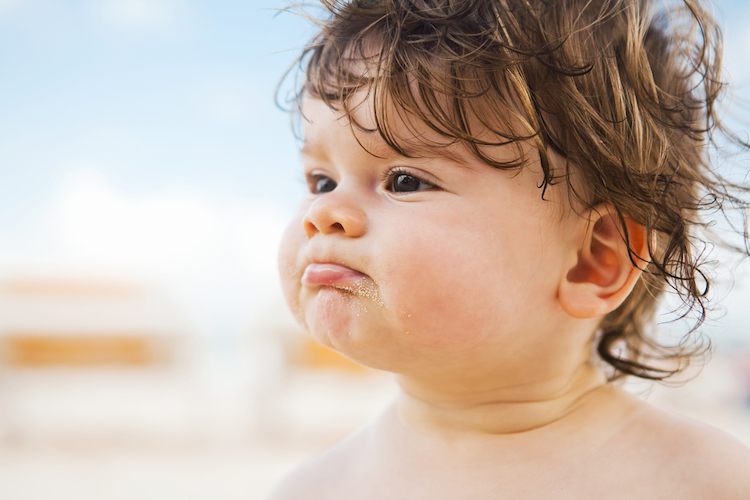 25 warm baby names for boys that mean 'red' or 'redhead'