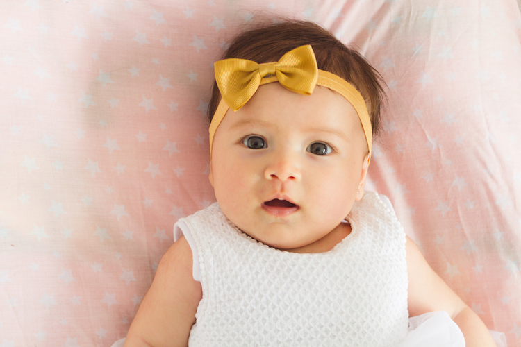 25 Bold Baby Names for Girls That People Will Not Shorten