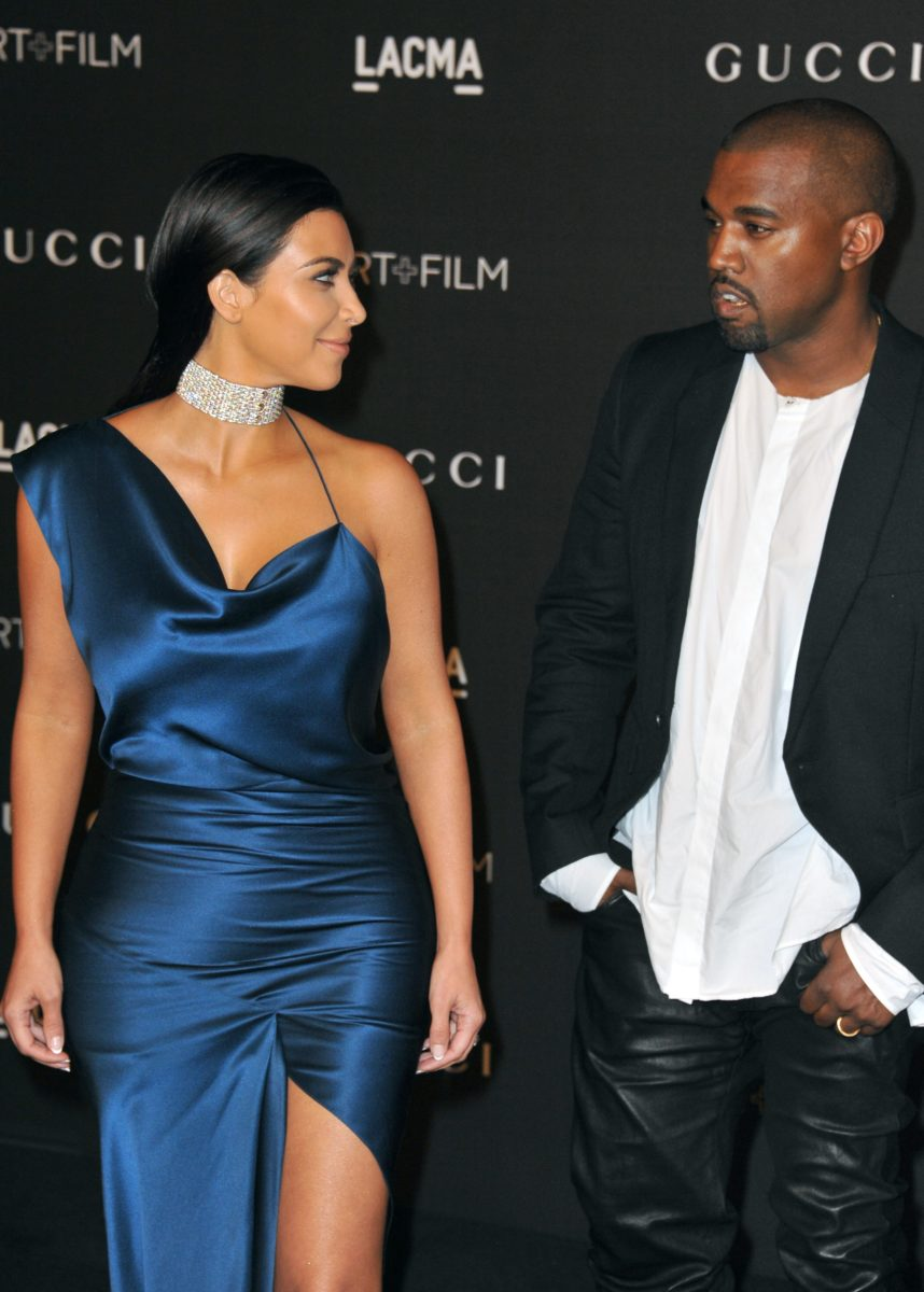 kanye west is struggling with divorce from kim kardashian
