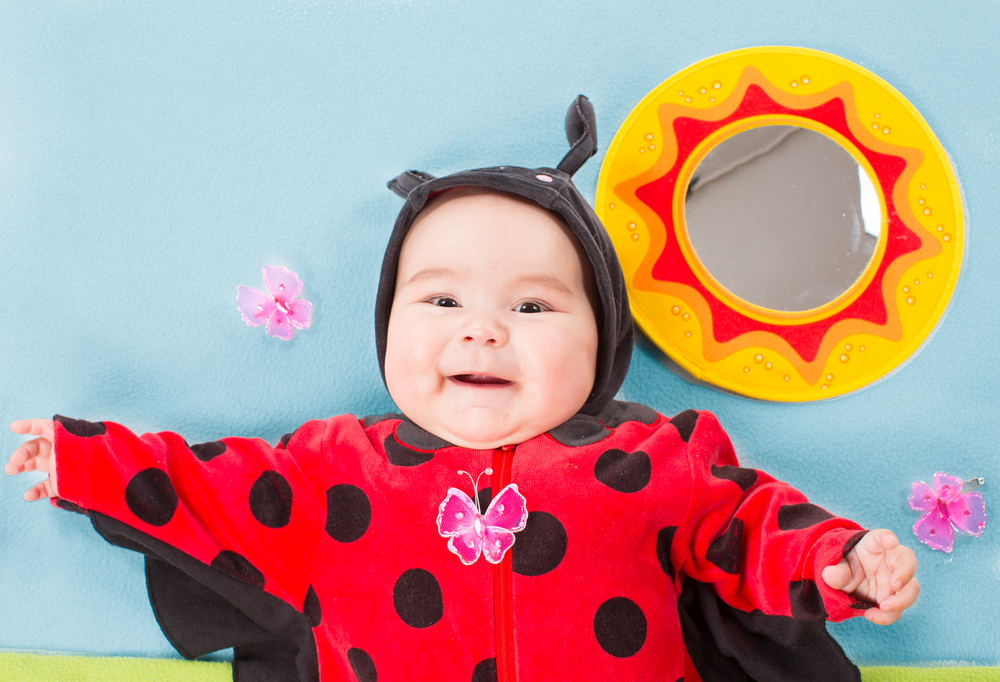 25 bright baby names for girls that mean 'luck'