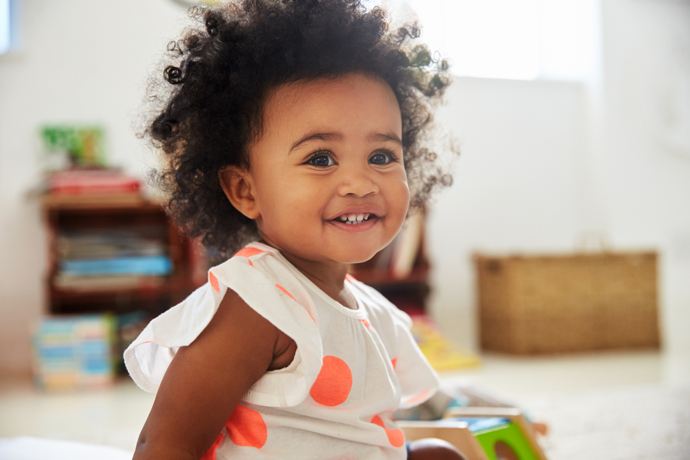 25 most popular african-american baby names for girls right now