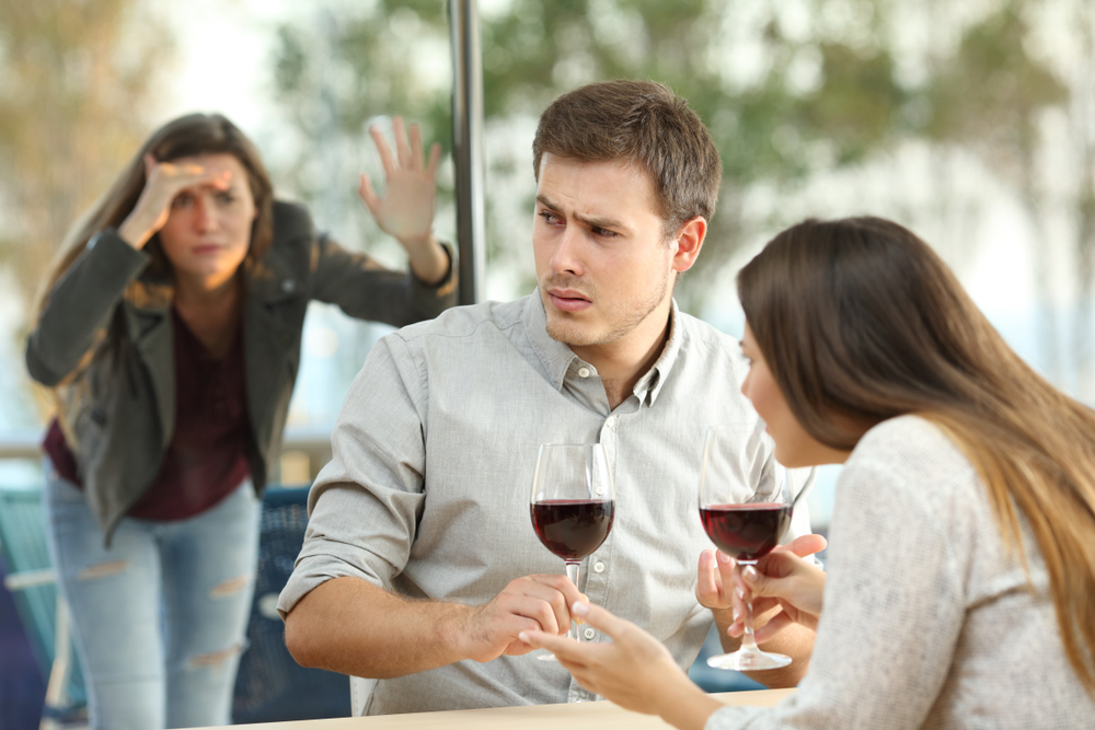 my ex is dating a married woman and i hate everything about the situation: what should i do?