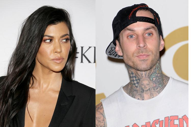 travis barker's ex-wife is shade-feuding with kourtney kardashian