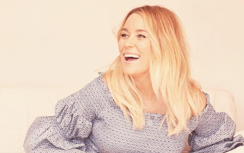 lauren conrad posts only photo she took all year of family
