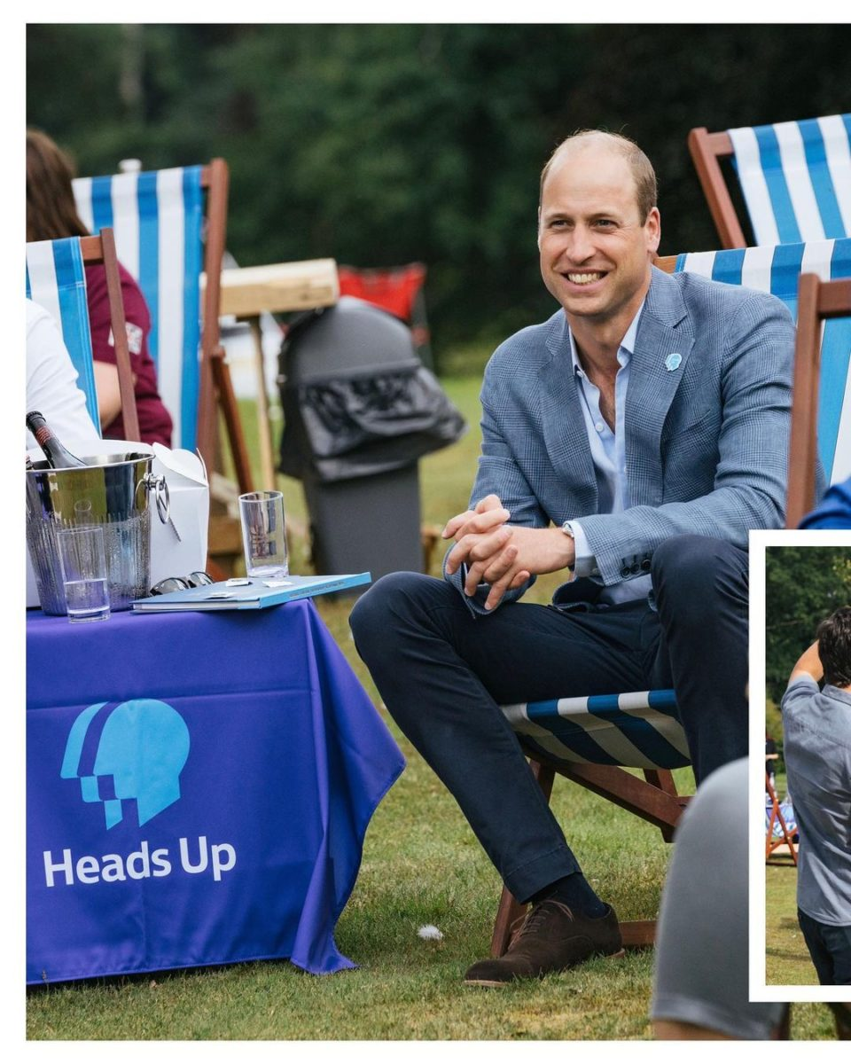 apparently, there is a 'world's sexiest bald man' title and prince william somehow got it | prince william has been named the world's sexiest bald man and it's rubbing some folks the wrong way.