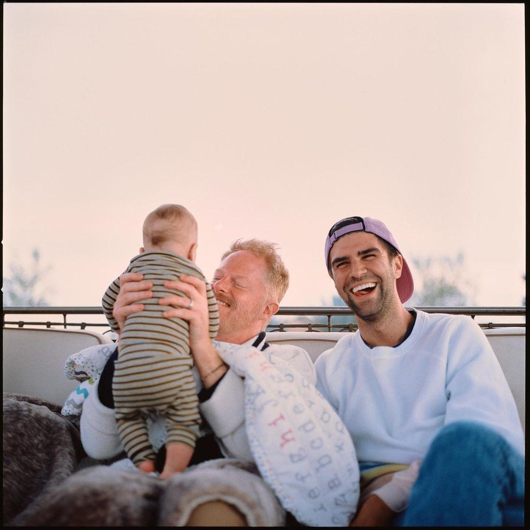 jesse tyler ferguson reveals the 'surprising' ways fatherhood has changed him