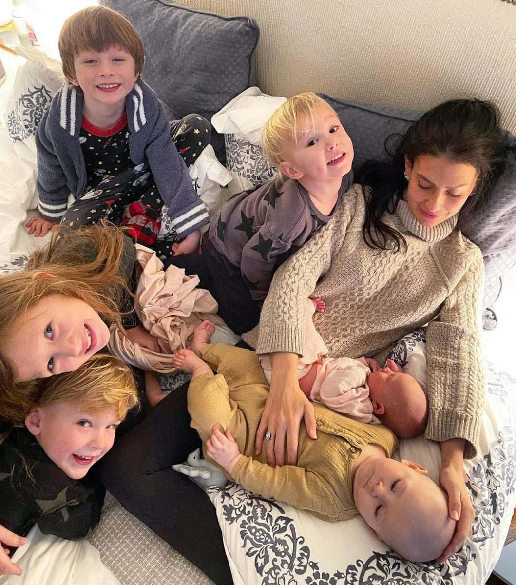 hilaria baldwin says she wanted to give kids another sister