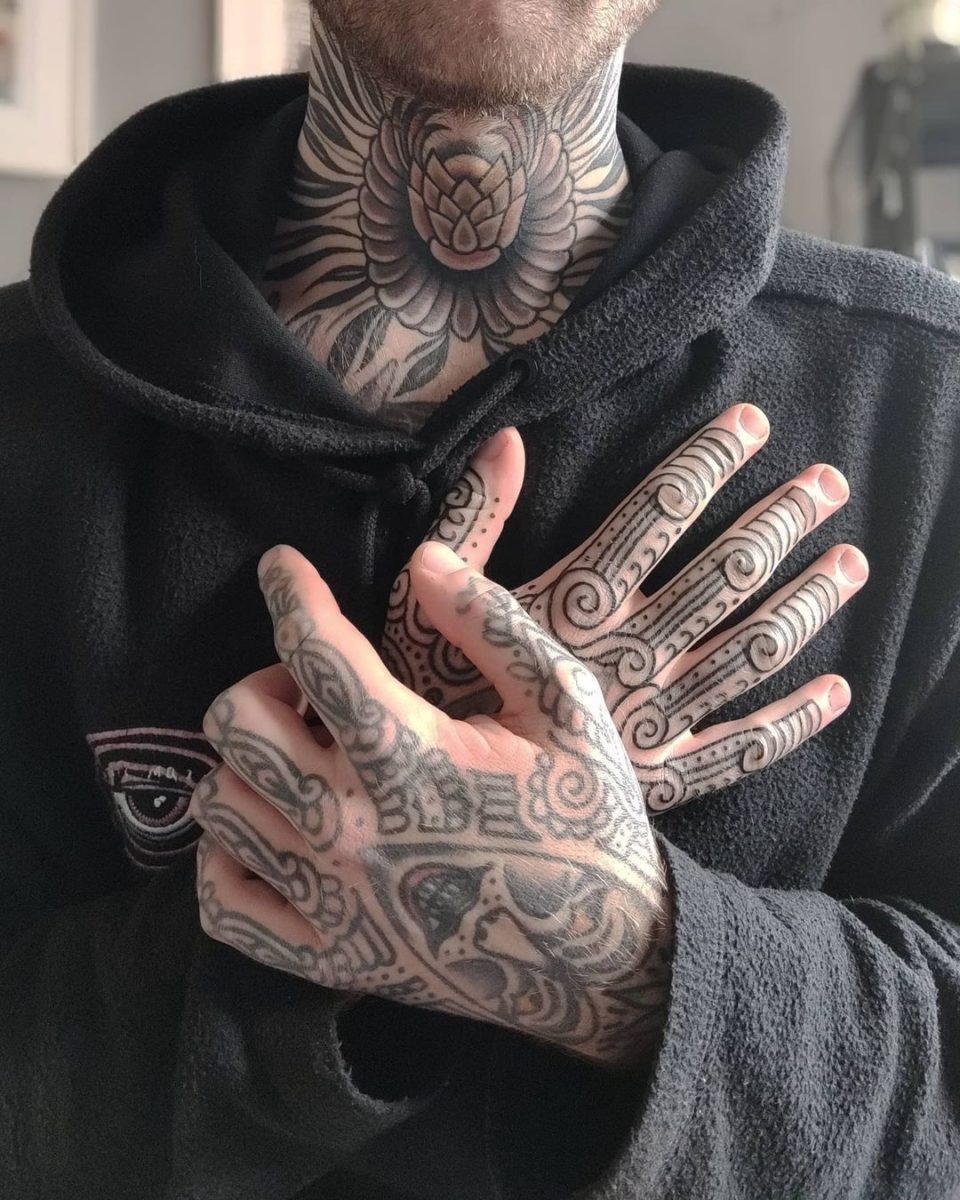 chrissy teigan just got finger tattoos, let's discover more ways to decorate your digits with ink | parenting questions | mamas uncut 158293502 1755507544627640 3496053029058668239 n
