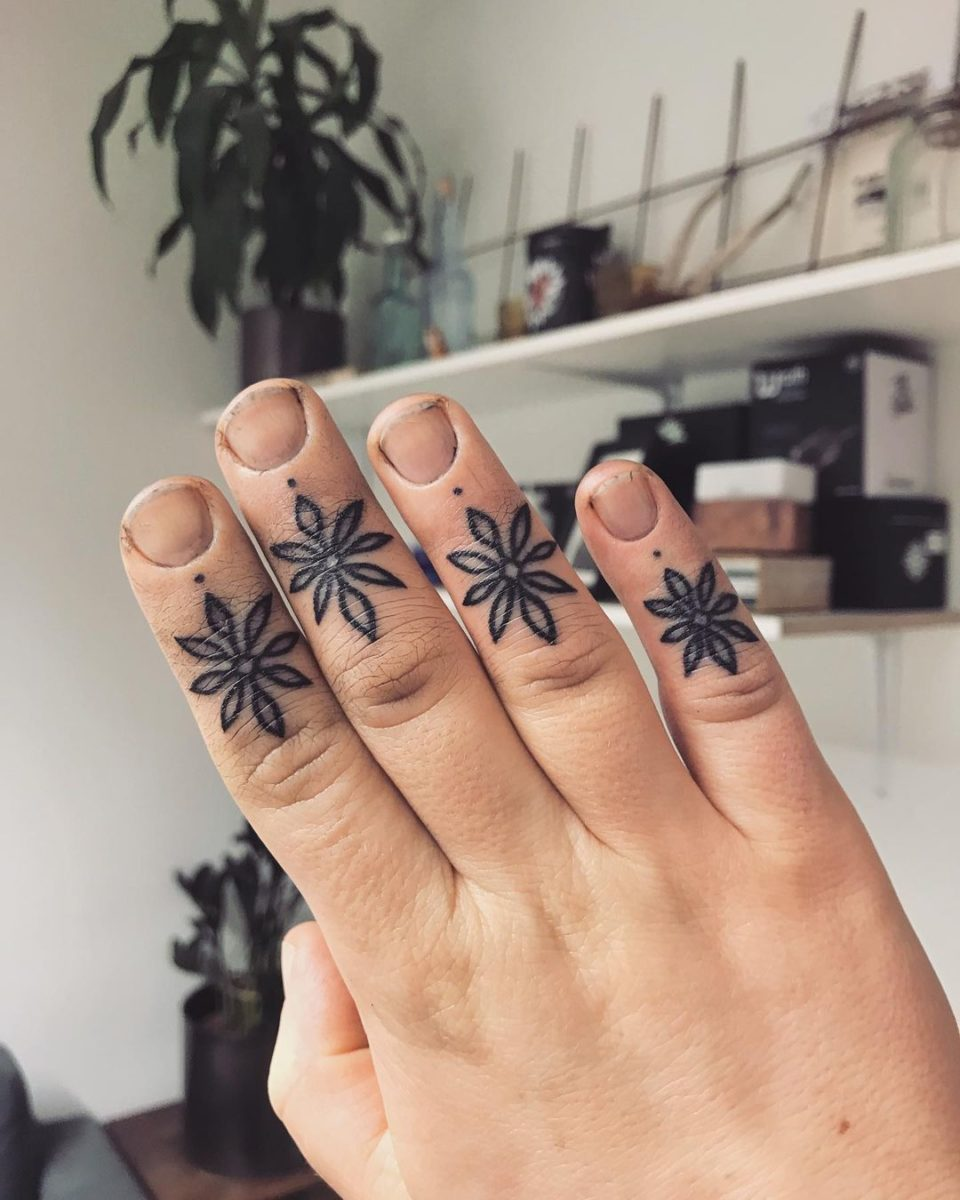 chrissy teigan just got finger tattoos, let's discover more ways to decorate your digits with ink | parenting questions | mamas uncut 162655995 348288029891508 2476169955192490738 n