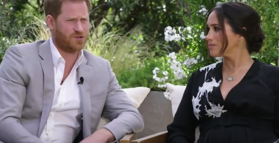 highlights from prince harry and meghan markle's interview