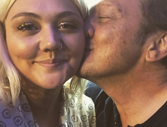 rob schneider praises daughter elle king's pregnancy