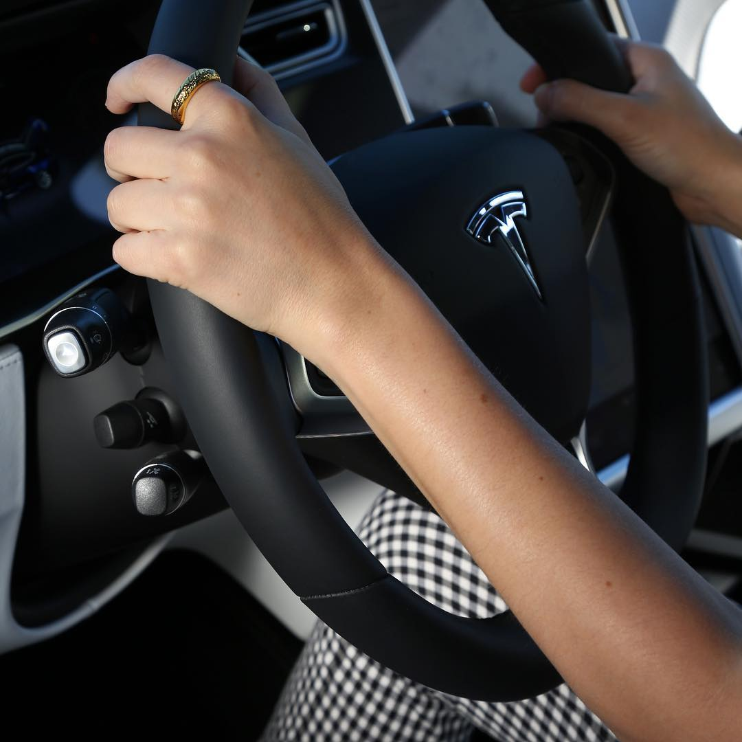 pregnant mom claims she and toddler were 'nearly hit' by driverless vehicle