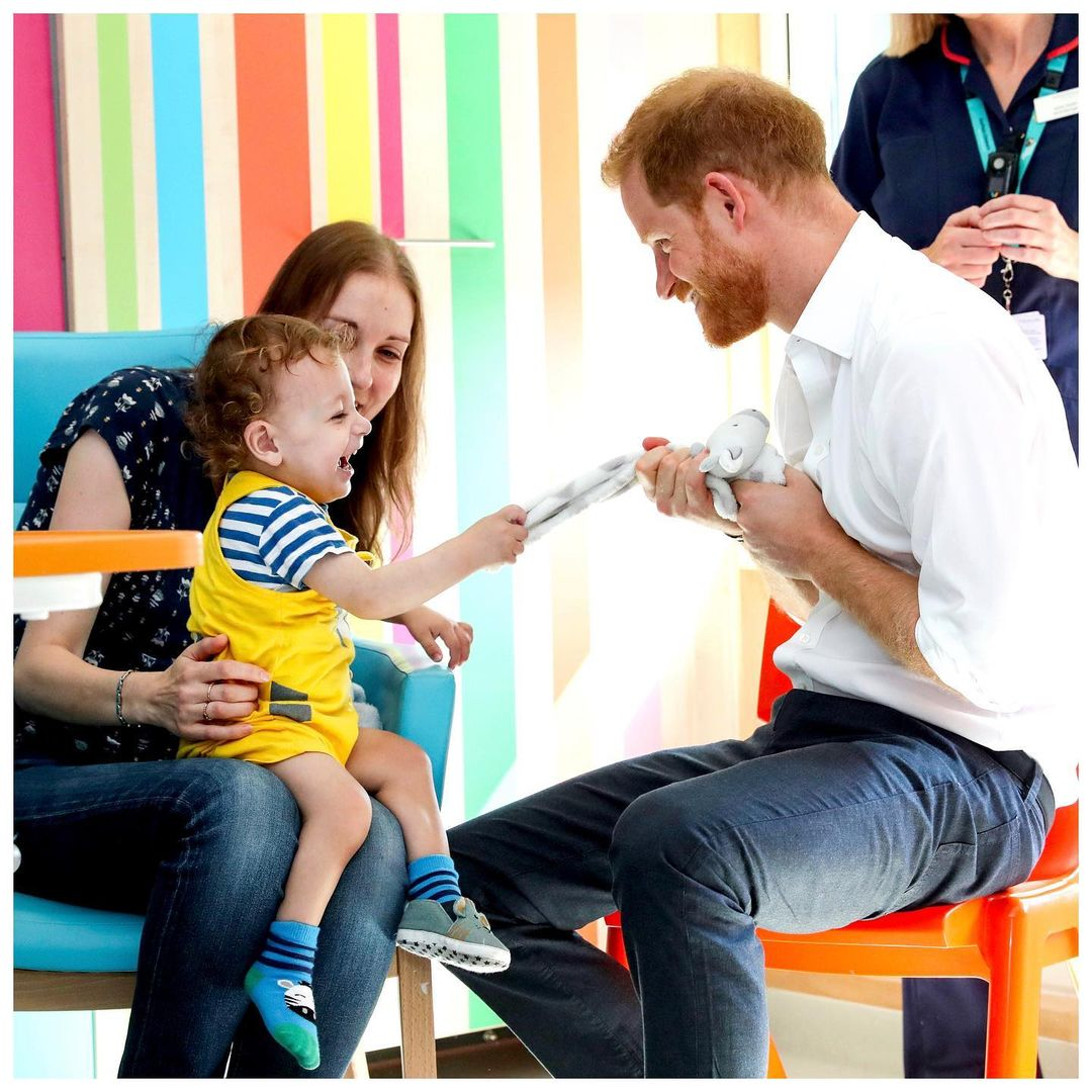prince harry remembers diana's death in new book for children who have lost their parents