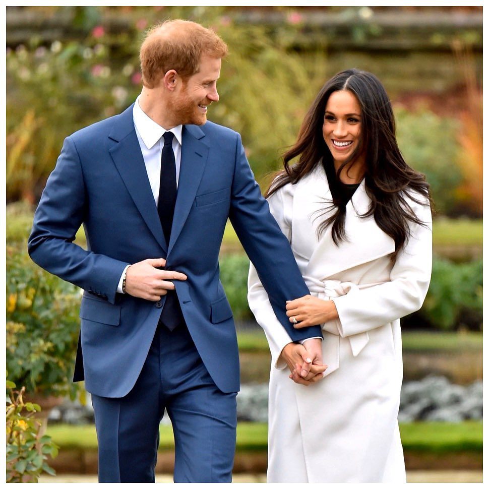 meghan markle and prince harry reveal their unborn child is a girl & discuss the possibility of more children