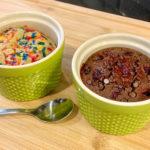 Blended Baked Oats From TikTok Are Like Having Cake For Breakfast