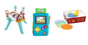 22 top quality fisher-price toys that also educational and entertaining
