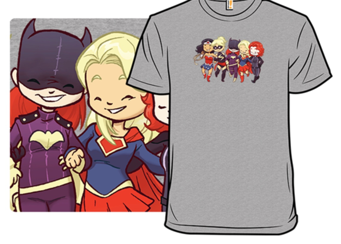 8 fun t-shirts from woot! to help you celebrate the power of women | parenting questions | mamas uncut screen shot 2021 03 12 at 4.40.35 pm