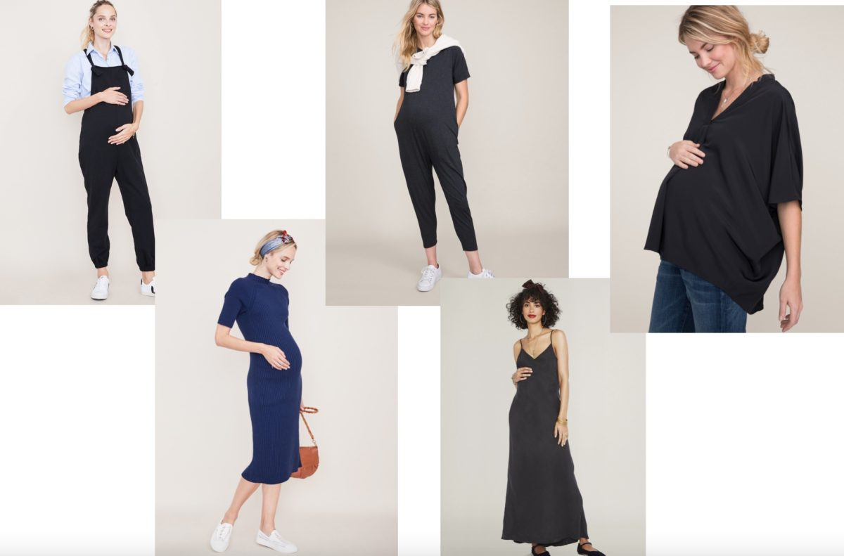 18 articles of maternity wear that grows with mom before, during, and after pregnancy