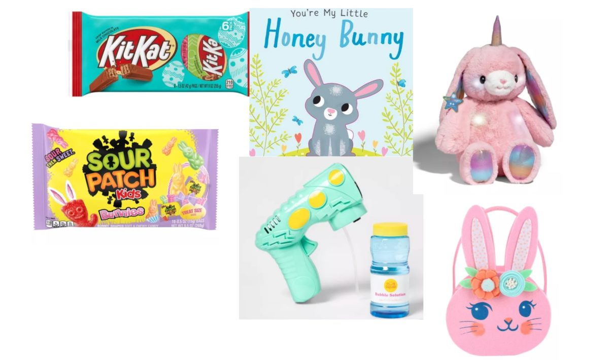 in a hurry to prepare for easter? here are 34 target items that can be picked up or delivered fast