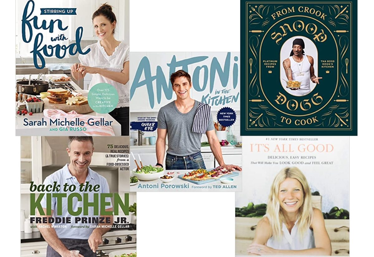 20 celebrities who also have bestselling cookbooks that you can buy right now