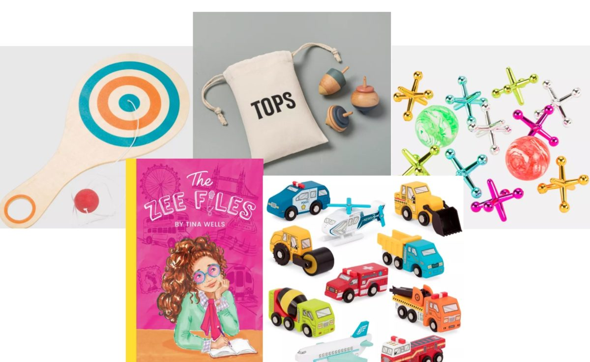 in need of some last minute easter basket gifts? here are 20 options that can be picked up or delivered same day from target