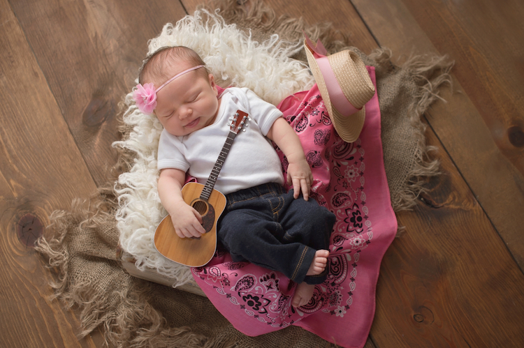 25 Baby Names for Girls Inspired By Country Music Stars