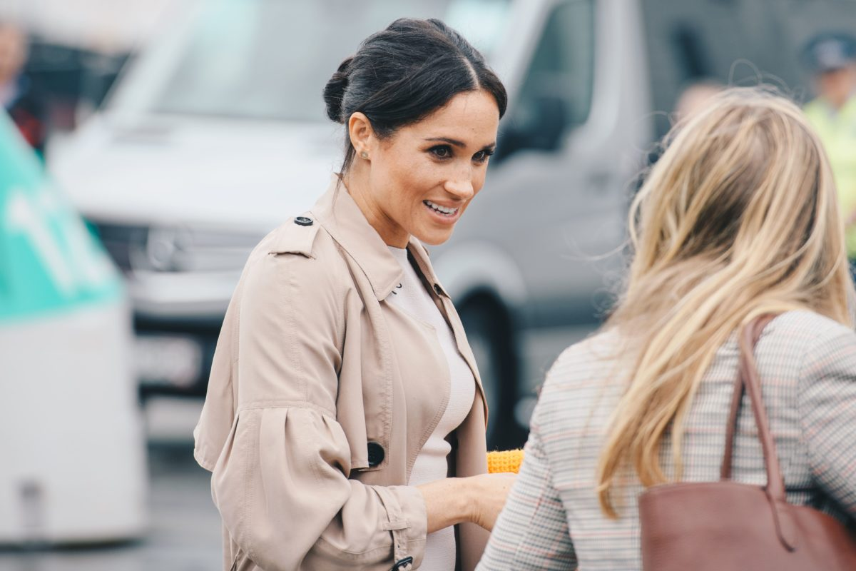 meghan markle says bullying accusations were smear campaign