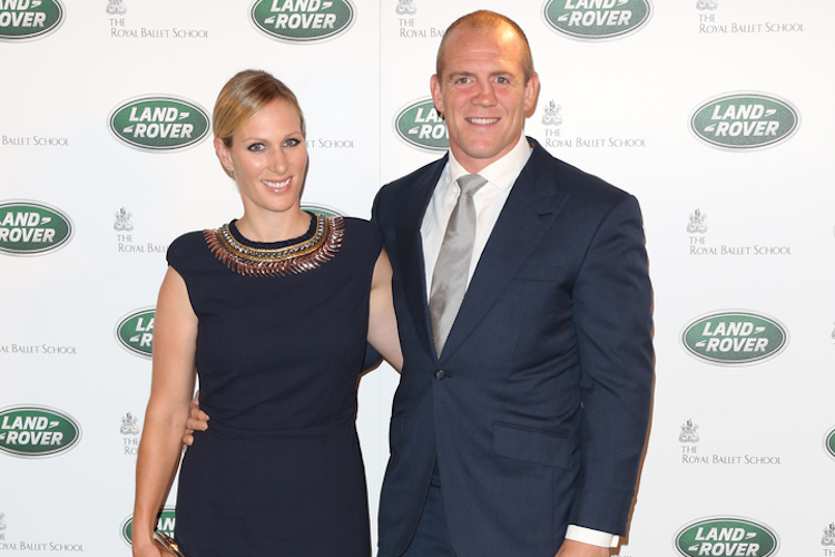 queen's granddaughter zara tindall welcomes a son after giving birth in her bathroom