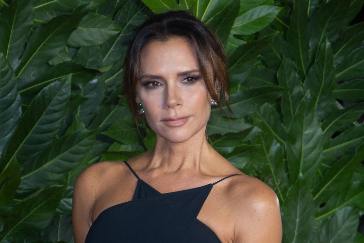 victoria beckham's 9-year-old gives her a makeover