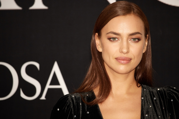 irina shayk on co-parenting with bradley cooper
