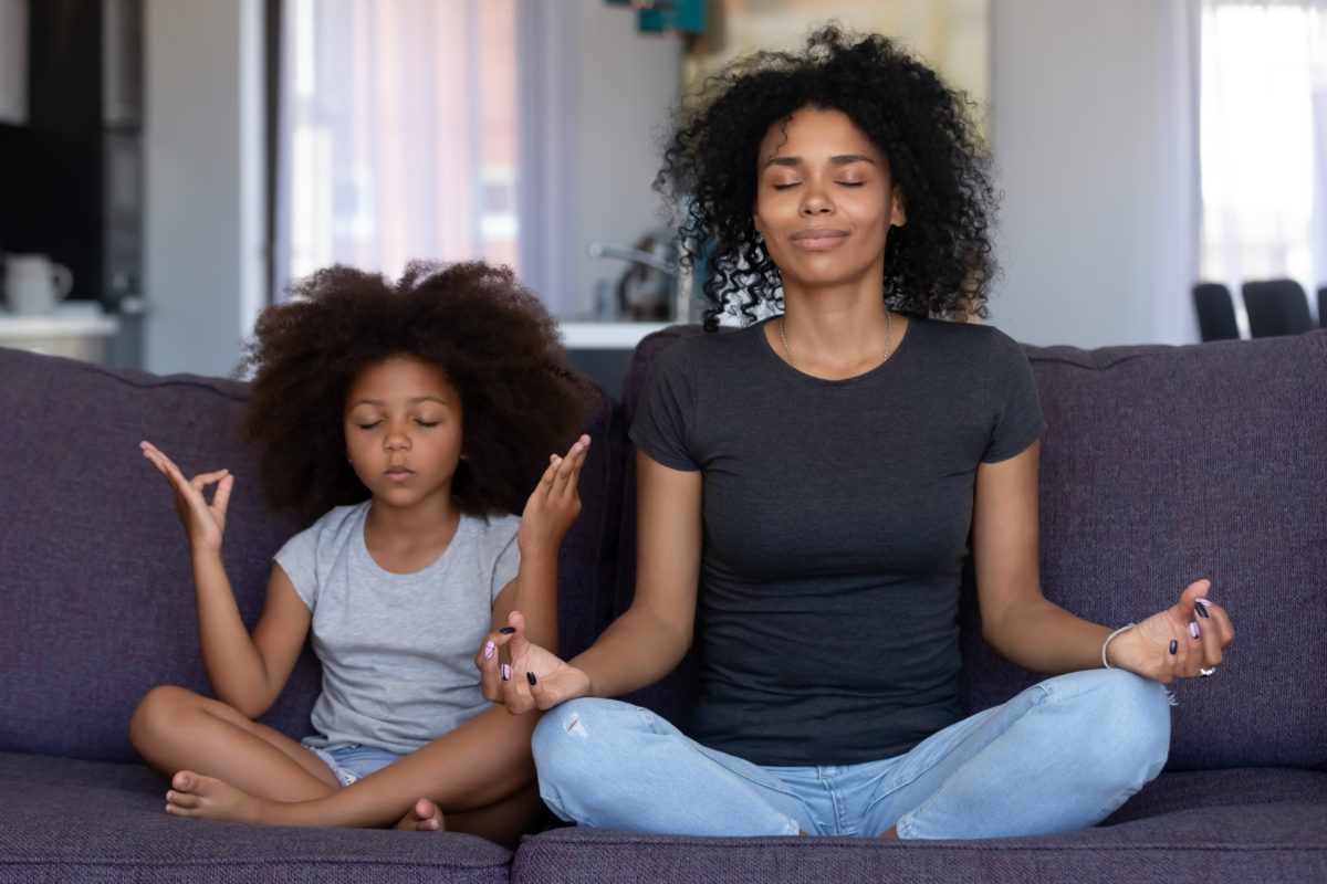 feeling stress? let's talk about the five steps for mom-stress and how to deal
