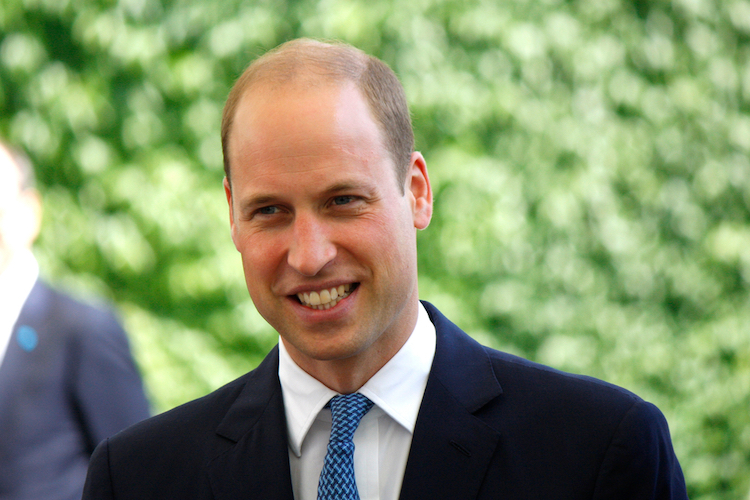 apparently, there is a 'world's sexiest bald man' title and prince william somehow got it