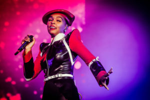 janelle monáe successfully pulls off new dainty face tattoos, what might work for you?