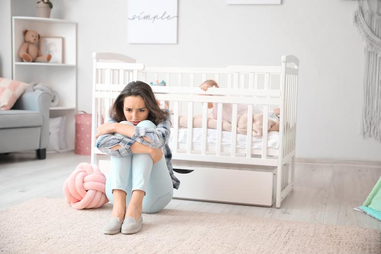 dad encourages kids to call their mom, who has postpartum depression, 'miss piggy'