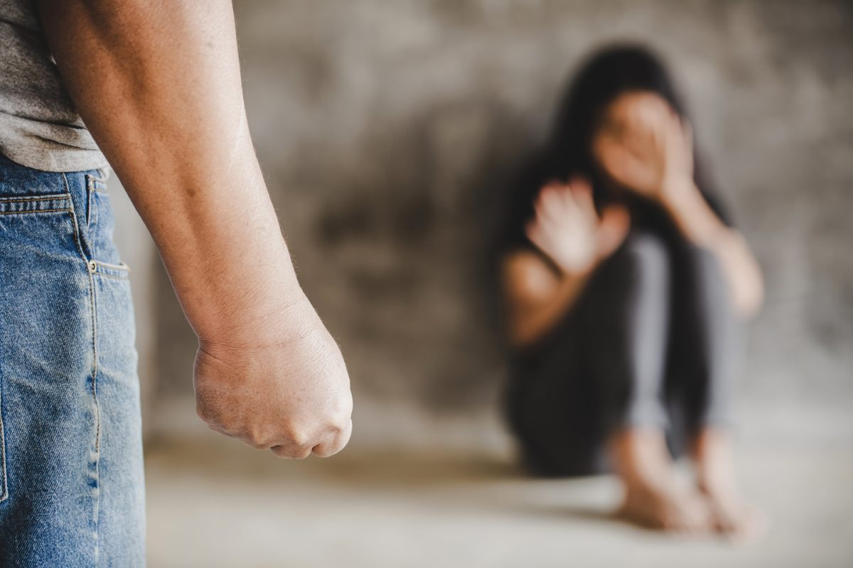 domestic violence is on an uptick after covid lockdown order