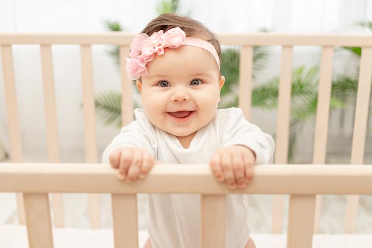 25 trending, uplifting baby girl names that celebrate life