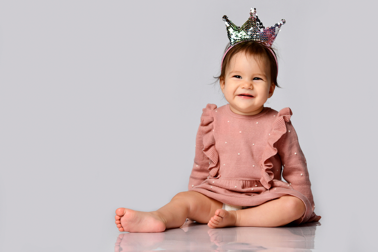 25 extravagant baby names for girls that sound delightfully fanciful