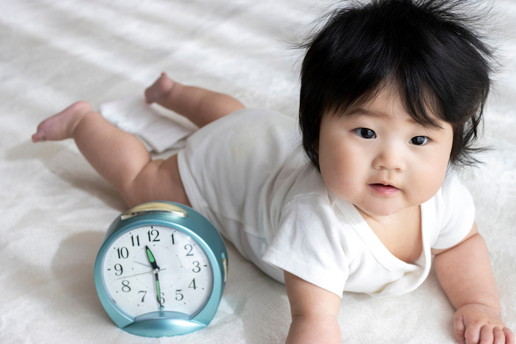 25 timely girl baby names celebrate times of birth