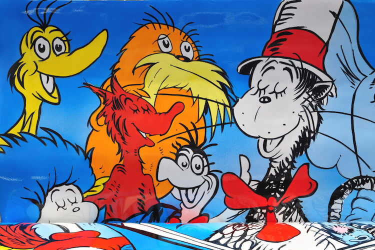 several dr. seuss books will no longer be published due to 'racist' images