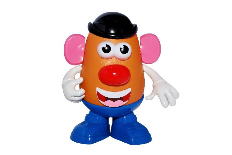 mr. potato head is no longer a 'mister'