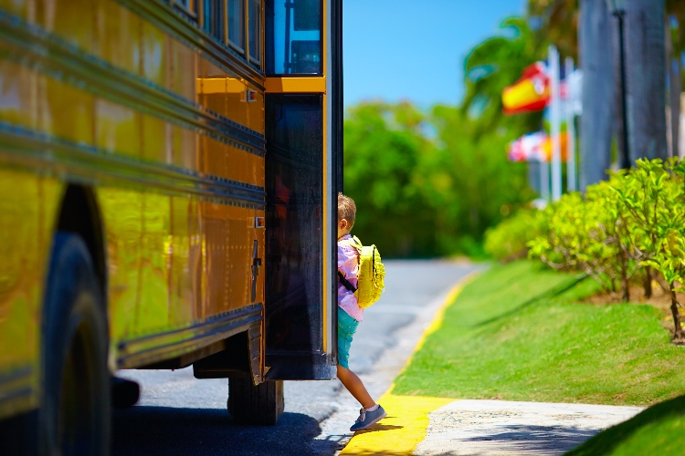 6-year-old killed by school bus while attempting to board