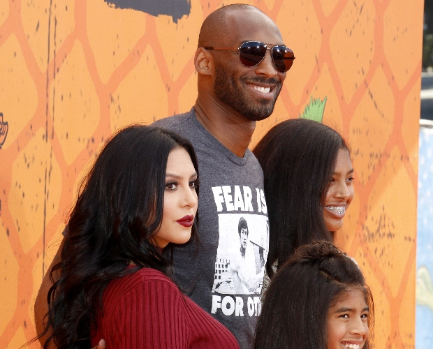 vanessa bryant on life after loss: kobe and gigi motivate me
