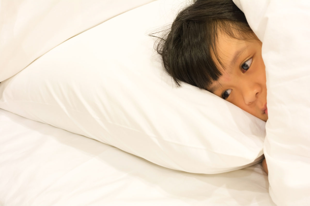 q&a: what can i do for my son's insomnia?
